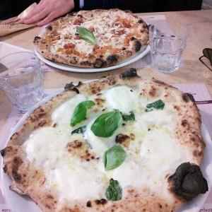 Pizza Napoli Sanità