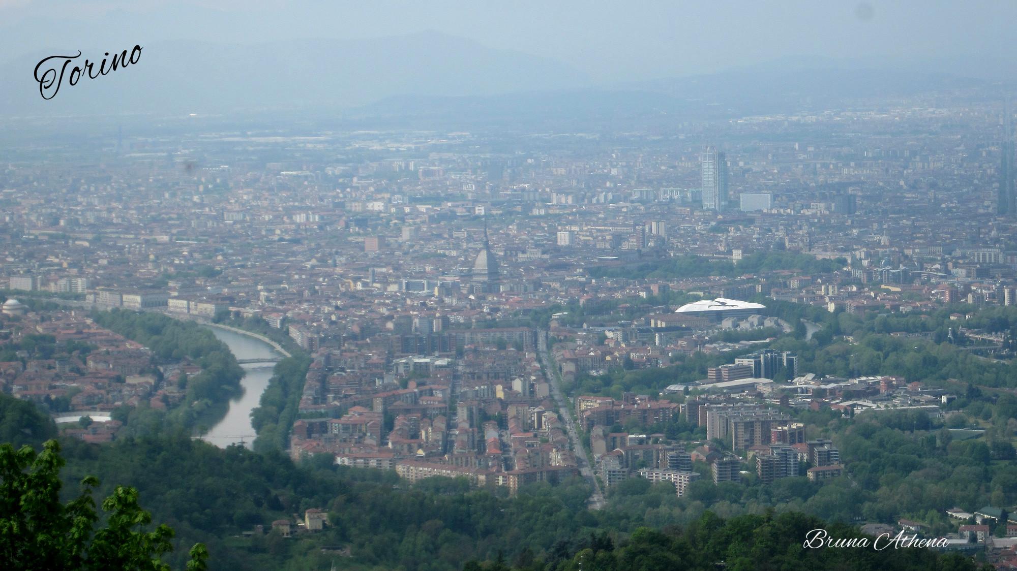 Un giorno di pasqua a torino visita alla basilica di for Torino da vedere in un giorno