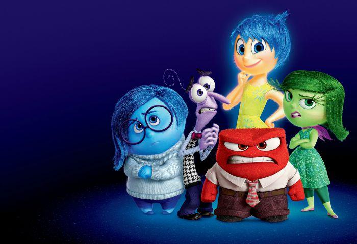 Limportanza di essere triste: inside out le emozioni al cinema