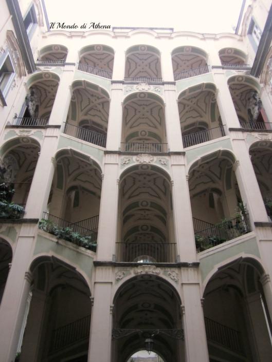 rione sanità palazzo spagnolo